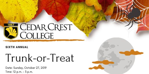 Trunk-or-Treat at Cedar Crest College
