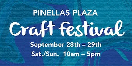 3rd Annual Pinellas Plaza Craft Festival
