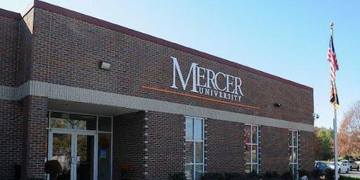 Mercer University Financial Aid Day & FASFA Workshop-Douglas