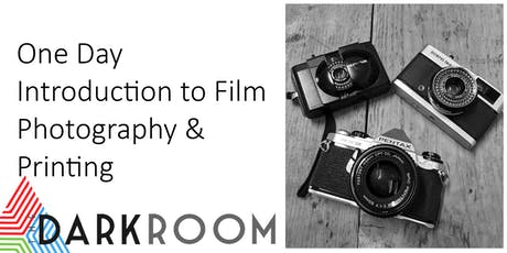 One Day Introduction to Film Photography & Printing tickets