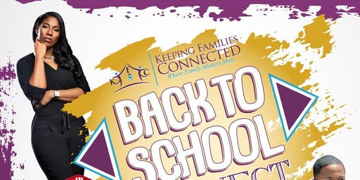 Keeping Families Connected's Back to School Connect Fest