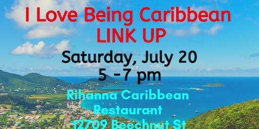 iLBC Link Up at Rihanna Caribbean Restaurant