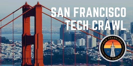 San Francisco Tech Crawl 2019