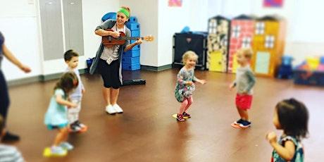 Movement with Montclare Children's School's Lindsay Andretta tickets