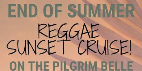 Reggae Sunset Cruise tickets