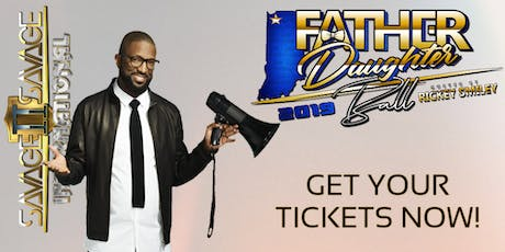 "RICKEY SMILEY HOSTS: Father/Daughter Ball 2019 ""Red Carpet Affair"" tickets"