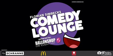 Comedy Lounge Dachau - Vol. 24 Tickets
