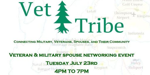 July Military/Veteran and Community Networking Event