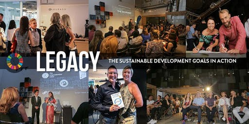 Legacy Book Launch