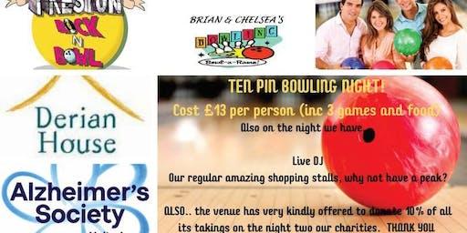 Ten Pin Bowling Event