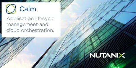 Nutanix Calm Trainer (NCSC-CT)- San Jose, CA tickets