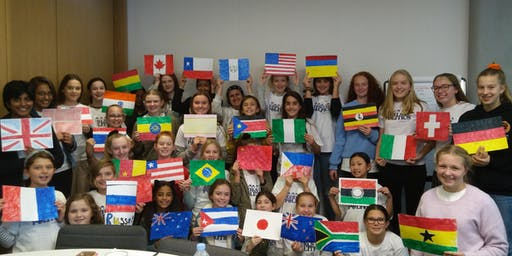 Camp United Nations for Girls San Francisco Fall 2019