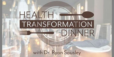 FREE Dinner with the Doc - Transform Your Health & Eliminate Chronic Pain