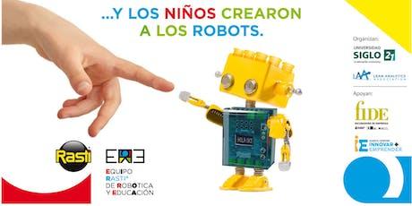Rasti: Innovación y robótica educativa en Córdoba entradas