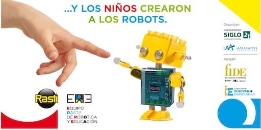 Rasti: Innovación y robótica educativa en Córdoba