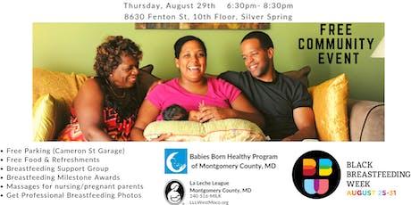 Black Breastfeeding Celebration tickets