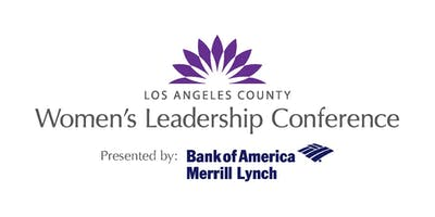 Los Angeles County Women's Leadership Conference 2019