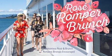 Rosé  Romper Brunch Cruise tickets