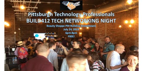 Pittsburgh Technology Professionals Networking Night - July tickets