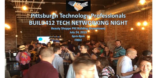 Pittsburgh Technology Professionals Networking Night - July