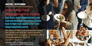 Improving Food Management in Hotels