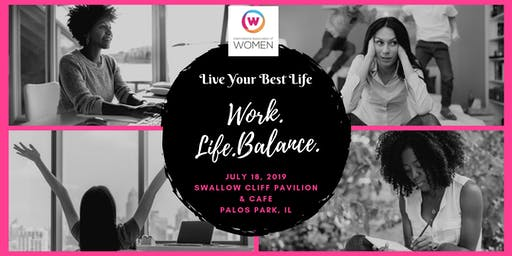 "IAW Orland Park Celebrates Women's Independence Month: ""Work. Life. Balance"""
