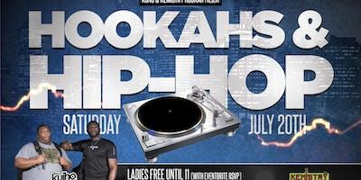 Hookahs & Hip Hop presented by KaNS
