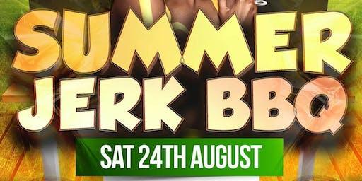 Summer Jerk Summer BBQ