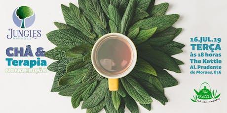 Chá & Terapia #9 - Plantando a Semente do Futuro ingressos