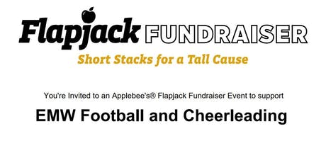 EMW Football & Cheerleading FlapJack Fundraiser tickets