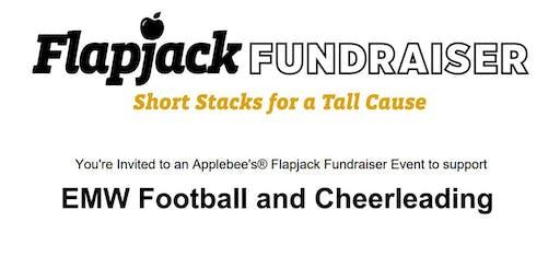 EMW Football & Cheerleading FlapJack Fundraiser