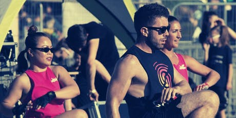 Strong By Zumba - Summer Pop Up Series - The London Rooftop Gym tickets