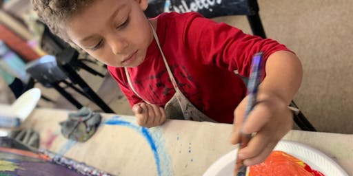 Free Art Class for Kids (ages 5 - 10)