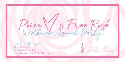 Poize <3s Rosé: Workwear Launch Party