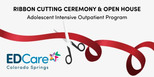 EDCare Open House and Ribbon Cutting Ceremony