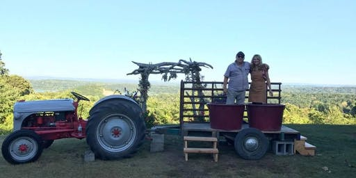 Hudson Valley September Grape Stomping Festival
