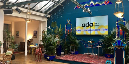 Les Rencontres qui cassent les codes #5 : Apprendre à coder à Ada