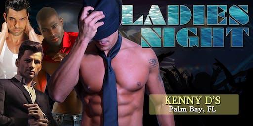 Men in Motion Ladies Night - Male Revue Palm Bay
