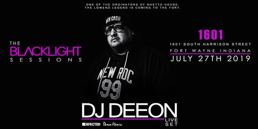 Blacklight Sessions: DJ Deeon