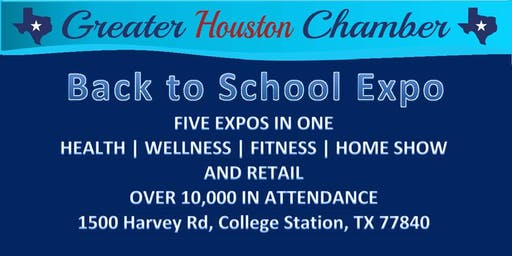 Back To School Expo @ Post Oak Mall