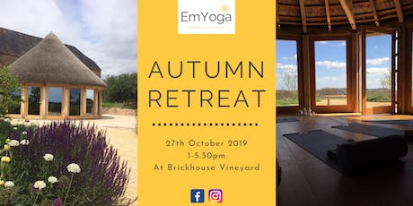 Autumn Retreat tickets
