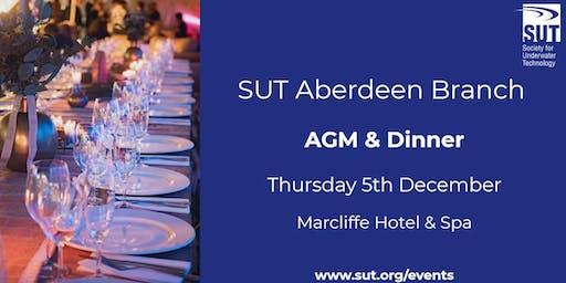 Aberdeen Branch AGM & Dinner