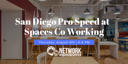 Pro Speed Networking by Network After Work San Diego