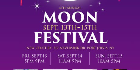 4th Annual Moon Festival at Deerpark tickets