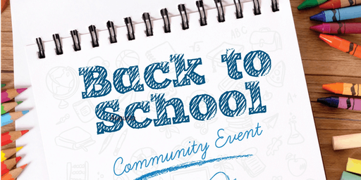 This event has been canceled - Marc Jaiden Foundation Back to School Event