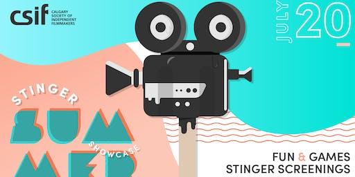 Stingers Showcase