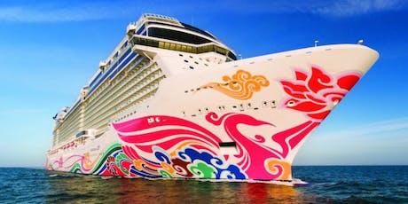 Ignite-U Travel Presents...Ship Tour + Lunch on Norwegian Joy in Seattle tickets