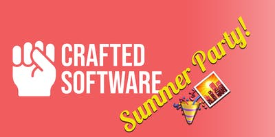 Crafted Software - Tech Summer Party