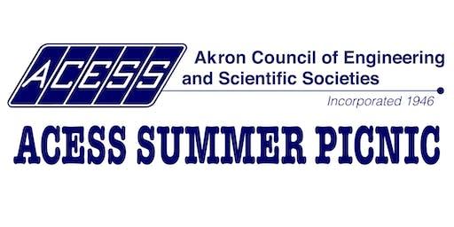 ACESS SUMMER PICNIC