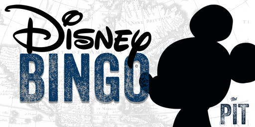 Disney Bingo Night!